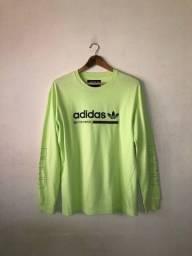 Camiseta Adidas (usada duas vezes)