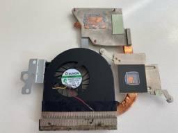 Cooler + Dissipador Dell Inspiron 5110