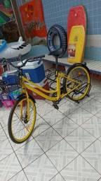 Aluguel de bicicletas nós ingleses
