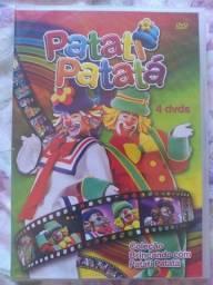 DVDs Infantis Originais