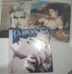 Madonna- Lote 8 Lps