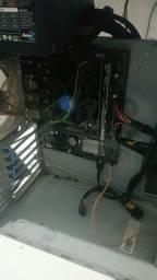 Kit Intel I3 8100 H310M