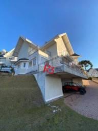 Casa com 4 dormitórios à venda, 321 m² - Jardim Belvedere - Campos do Jordão/SP
