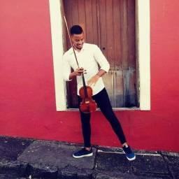 Aprenda Violino Online Ao Vivo