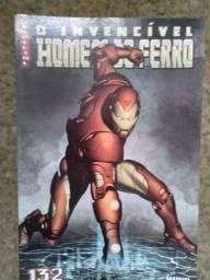 """Revista """"O Invencível Homem de Ferro"""", edição especial"""