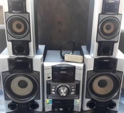 Mini System Sony GTX88 770RMS
