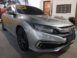 Honda Civic turing turbo com teto solar garantia de fábrica Unico dono perfeito estado