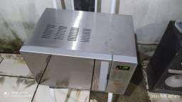 Vendo microondas Brastemp 21 litros