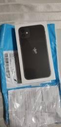 iPhone 11 64GB PRETO novo LACRADO