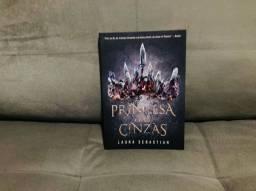 Livro princesa das cinzas
