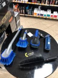 Kit de escovas