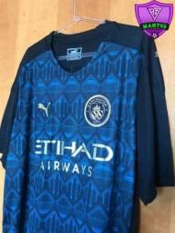 Camisa do Manchester City