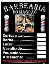 Barbearia|Salão Beleza - Uauá Bahia