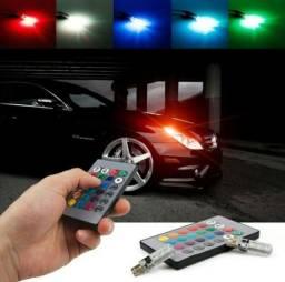 Led RGB Para Carro e Moto