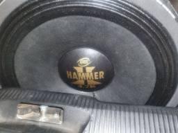 Hammer 4.7k  2350RMS  15 troco por sds 2.7k