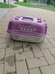 Caixa de transporte de cachorros