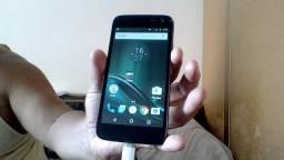 Elular Moto G4 play com tv digital 1 chip desbloqueado aparelho funcionando tudo