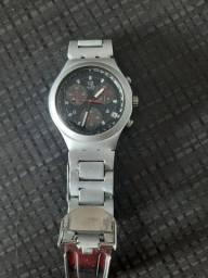Relógio Swatch em alumínio