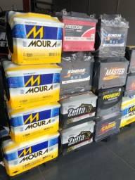 Baterias Automotivas  em promoção  geral  DURACAR BATERIAS  3954-4709