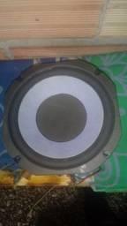 Alto Falante Woofer Sony 8pol 6 Ohms 1-826-383-21 Mhc-rg590s<br><br><br>