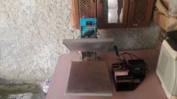Prensa de Camisa + Prensa de caneca + Impressora sublimativa - Funcionando!