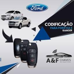 CODIFICAÇÃO FORD