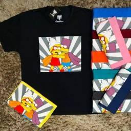 Camisa Simpsons (p ao GG) entrega gratuita para toda João pessoa