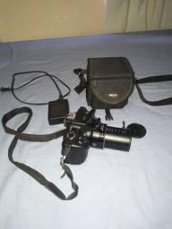 Câmara fotográfica canon profissional