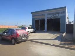 REF 1701 Barracão 250 m², pé direito alto, Imobiliária Paletó