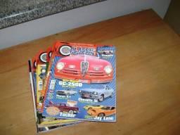 Revistas Classic Show/Collectors/Garagem/A Biela/Outras! Excelentes p/salas de espera
