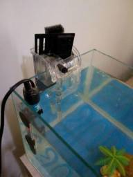 Filtro aquário