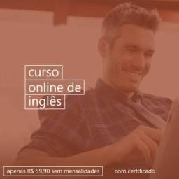 Curso de Inglês Online Com Certificado Reconhecido! Leia mais