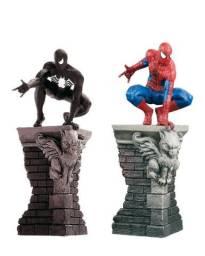 Marvel Figurines - 2 Ed. Especiais | Aceito Cartão