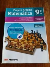 Livro de Matemática 9º ano - Do Professor