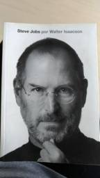Biografia Steve Jobs - Bem conservada