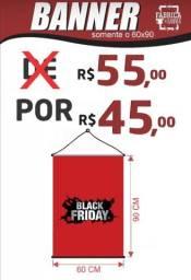 Black Friday da Comunicação Visual