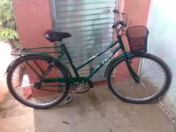 Bicicleta Aro 26 Modelo Poti C/ Cesta
