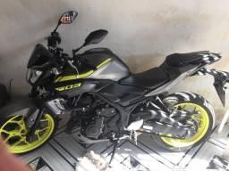 Yamaha MT 03 ABS - 2019
