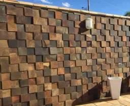 Mosaico Xadrez Em Pedra Ferro