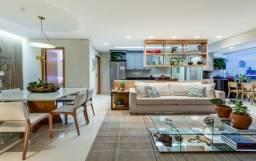 Apartamentos 3 Suítes com 154m², 2 e 3 Vagas, Churrasqueira e Lazer Completo - Setor Bueno