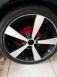 Troco rodas 17.