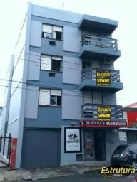 Apartamento à venda com 3 dormitórios em Nossa senhora de fátima, Santa maria cod:91988