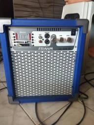 Vendo Caixa de som amplificadora
