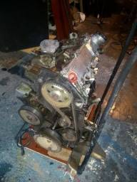Motor e cambio do Fiat Tipo 1.6 8 valvulas