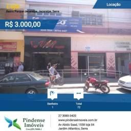 Loja em Jacaraípe, 72m²