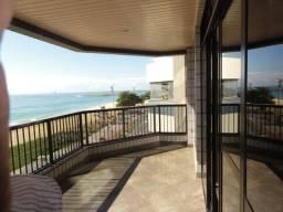Murano Imobiliária vende apartamento com 04 quartos frente mar na Praia da Costa, Vila Vel