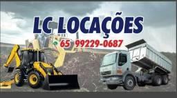 Locaçoes de máquinas e caminhão cassamba