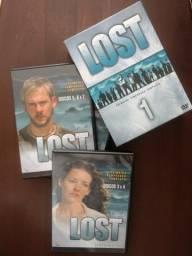 Box dvd lost 1temporada