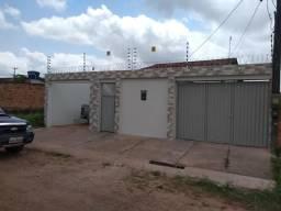 Título do anúncio: 150 mil reais duas casas de 2/4 sendo duas suítes em Castanhal bairro Novo Estrela