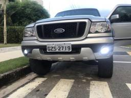 Oportunidade Ranger cs 3.0, 4x4, diesel, cabine simples - 2007